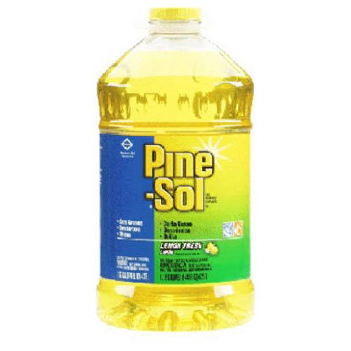 clorox-company-35419-pine-sol-solution-144-ounce-lemon-fresh