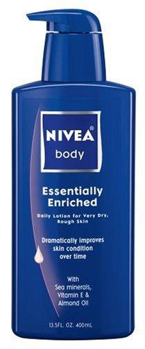 Nivea Body Lotion Quotidien, essentiellement