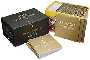 Bach: The Sacred Cantatas [Complete, Nos 1-199]
