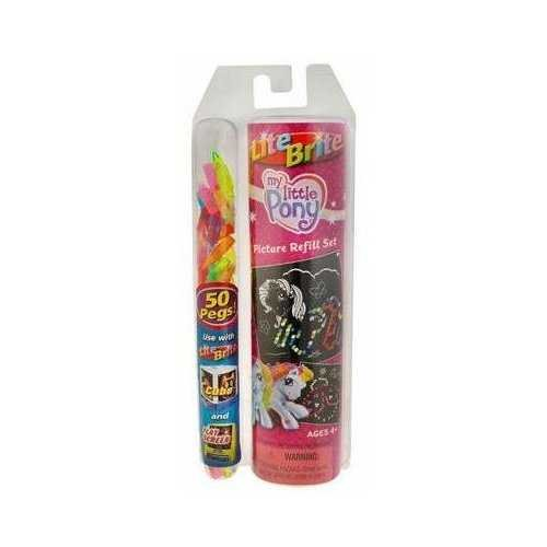 Lite Brite My Little Pony Picture Refill Set