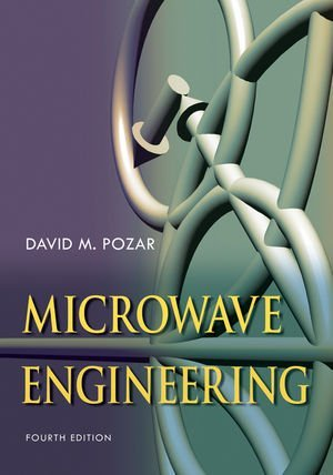 By David M. Pozar:Microwave Engineering Fourth (4Th) Edition (4/E) Textbook (Non Kindle) [Hardcover]