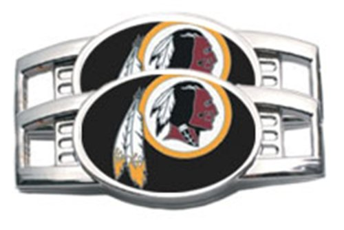 Washington Redskins Tennis Shoe Charm Set at Amazon.com