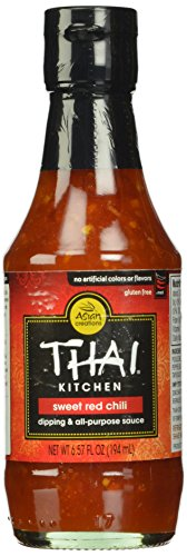 Thai Kitchen Sweet Red Chili Dipping Sauce, 6.57-Ounce (Pack of 6) (Thai Sauce compare prices)