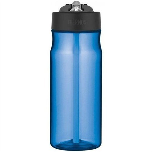 Thermos Intak 18-Ounce Hydration Bottle, Blue (Thermos Intak 18 Ounce compare prices)