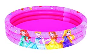 Bestway 91047 - Planschbecken Disney Princess, 122 x 25 cm