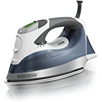 BLACK+DECKER D2530 Digital Advantage Professional Steam Iron (Blue)