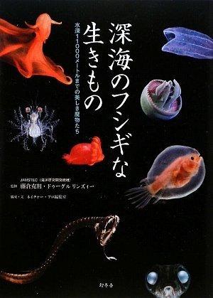 深海のフシギな生きもの ー水深11000メートルまでの美しき魔物たち
