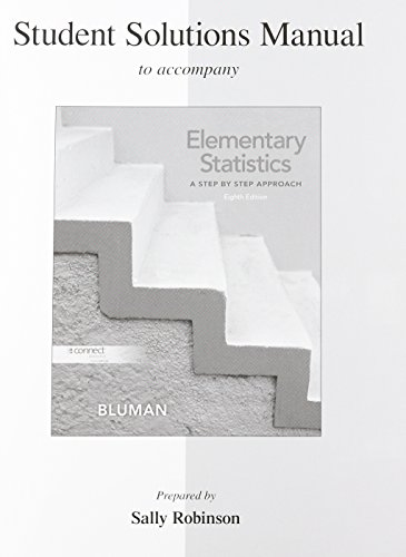 Student Solutions Manual for Elementary Statistics: A...