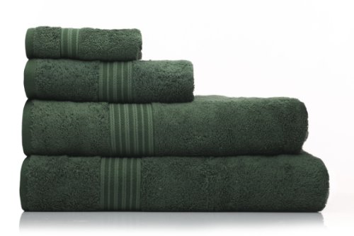 Christy Supreme Towels, Spruce, Face Cloth
