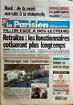 PARISIEN (LE) N? 18185 du 26-02-2003...