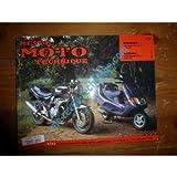 REVUE MOTO TECHNIQUE PIAGGIO 125 HEXAGON de 1994 à 1996 SUZUKI 600 BANDIT N et S de 1995 à 1998 RRTM0099.2 - Réédition