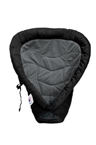 Why Should You Buy ERGObaby Performance Collection Infant Insert, Charcoal Black