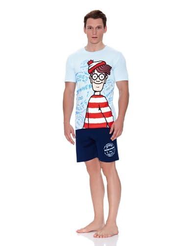Licencias Pijama Where'S Wally