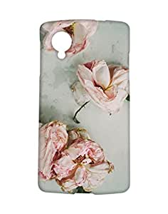 Mobifry Back case cover for LG Google Nexus 5 Mobile ( Printed design)