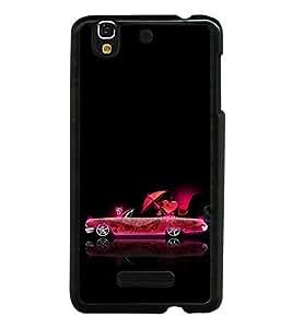ifasho Designer Phone Back Case Cover YU Yureka :: YU Yureka AO5510 ( Colorful Pattern Design )