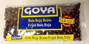 Amazon.com : Goya Bola Roja Beans 14 oz - Frijol Bola Roja ...