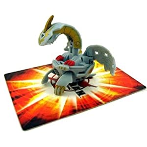 Bakugan Battle Brawlers - Grey Apollonir