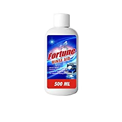 Fortune Rinse Aid Starter Combo Pack (2 Units X 500 Ml)