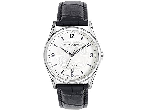 Abeler & Söhne Mens Watch Classic Automatic A&S 2665