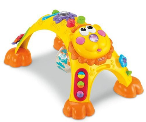 Fisher-Price Go Baby Go! Cruise-Around Activity Lion - 1