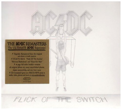 AC-DC - Flick Of The Switch (Special Edition Digipack) - Zortam Music