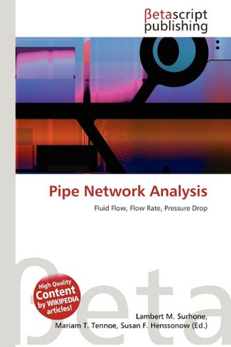 pipe-network-analysis