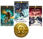 The Lost Hero / The Son of Neptune / The Mark of Athena