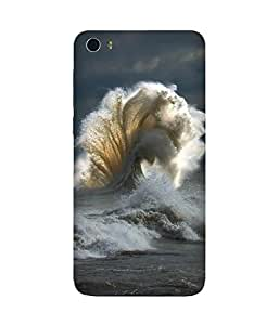 Angry Wave Huawei Honour 6 Case