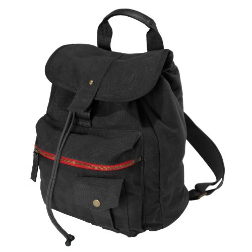 Igloo Duo 16 Can Capacity Regiment Backpack (Black) front-629001