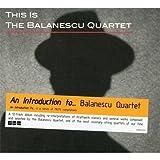 echange, troc The Balanescu Quartet - This Is The Balanescu Quartet