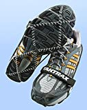 Yaktrax Pro Traction Cleats for Snow and Ice,Black,X-Large