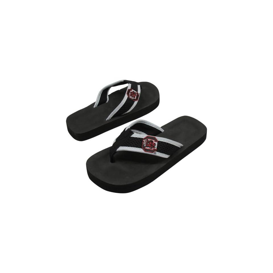 NCAA South Carolina Gamecocks Unisex Basic Flip Flops