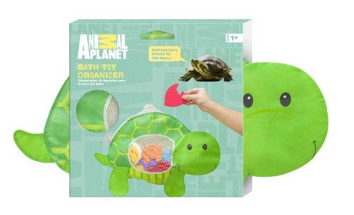Animal Planet Bath Toy Organizer, Turtle