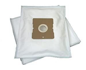 10 x Dust Bags Filtatex ( V/1MiF ) for Morphy Richards essentials pets plus 2000w - 70255