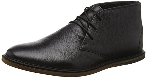 Frank WrightWalker - Stivaletti uomo , Nero (Nero (Black Leather)), 43