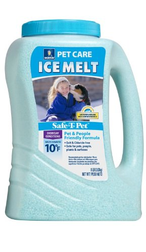 Read About Morton 7834 Safe-T-Pet Snow & Ice Melt, 8-Pound Jug