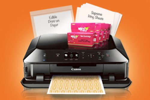 photograph regarding Printable Edible Paper referred to as What Is The Expense For Refreshing Canon Edible Printer Package CC7
