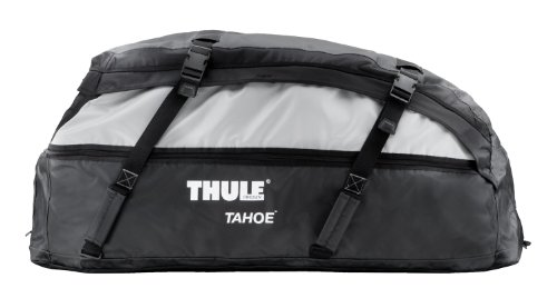 Thule 867 Tahoe Rooftop Cargo Bag back-1053571