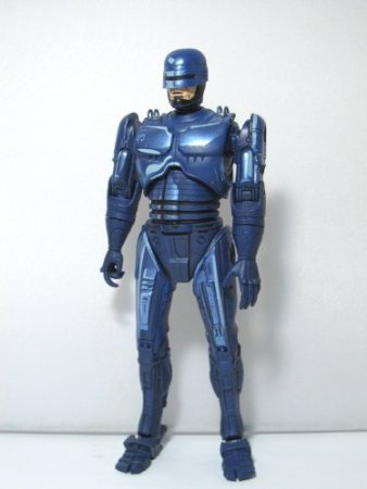Robocop 7'' Figure - Classic Video Game Appearance Version