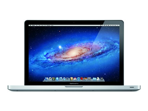 New Apple Macbook Pro 15 inch Laptop (Intel Core i7 Quad Core 2.2GHz, 4GB RAM, 750GB HDD, Up to 7 hrs battery life) - Launched February 2011