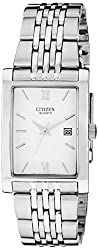 Citizen Analog White Dial Mens Watch - BH1370-51A