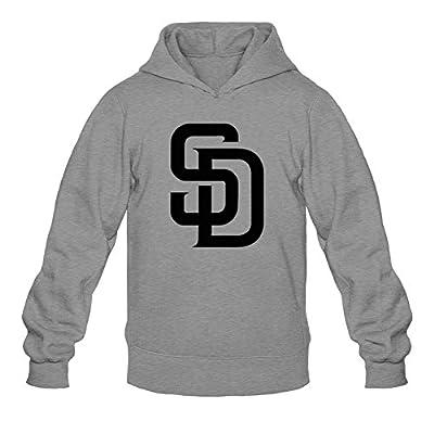 YYShirt Men's San Diego Padres Hoodie Sweatshirt