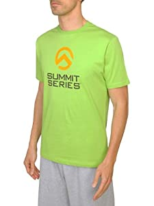 The North Face Men's Summit Series Tee T-Shirt - Tree Frog Green, Small