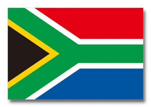 世界の国旗ポストカードシリーズ <アフリカ> 南アフリカ共和国 Flags of the world POST CARD <Africa> Republic of South Africa
