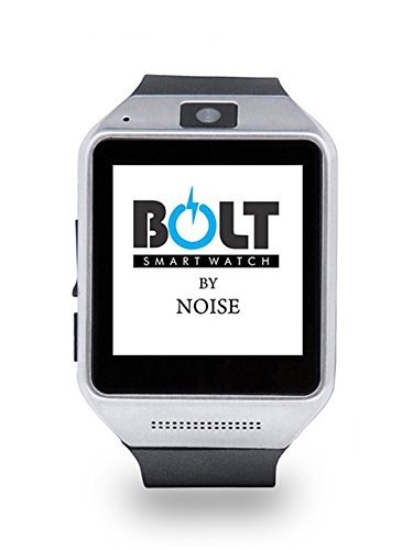 Noise Bolt Bluetooth Smart Watch Phone Touch Screen Multilanguage For Android Mobile Phone