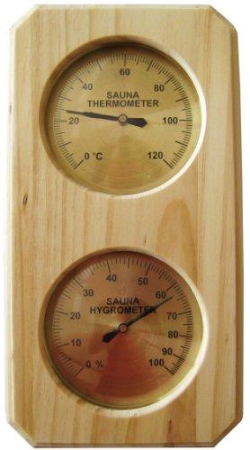 Dr. Richter Sauna-Thermo-Hygrometer
