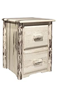 Montana file cabinet w 2 drawers ready to finish amazon for Ready made kitchen drawers