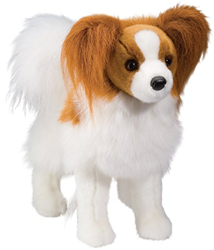 Feathers Papillon Plush Toy 16