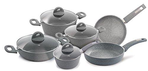 galileo-casa-alaska-batteria-10-pezzi-in-alluminio-forgiato-grigio