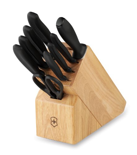 sale victorinox swiss classic 10 piece cutlery block set secondhand websites index page chefs knives 7x